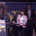 The 2011 HOPE Awards presentation